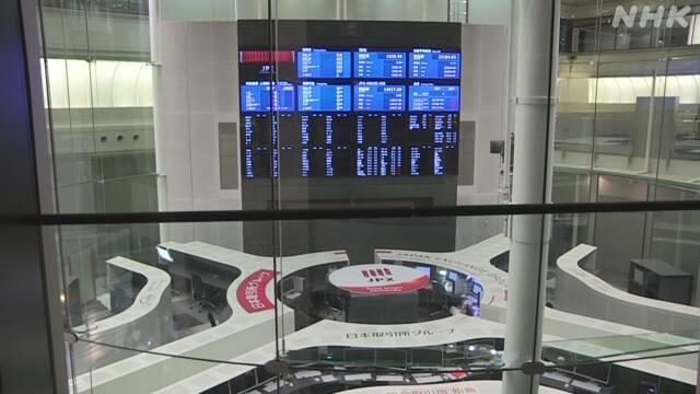 東京証券取引所 全銘柄の取り引きを停止 システムトラブルで | 株価 ...