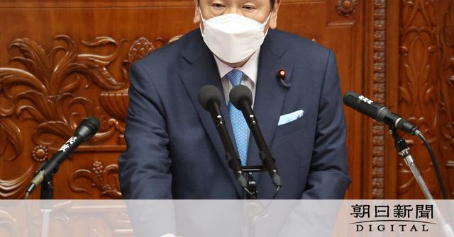 立憲民主、消費減税で迷走 代表明言も「公約ではない」:朝日新聞デジタル