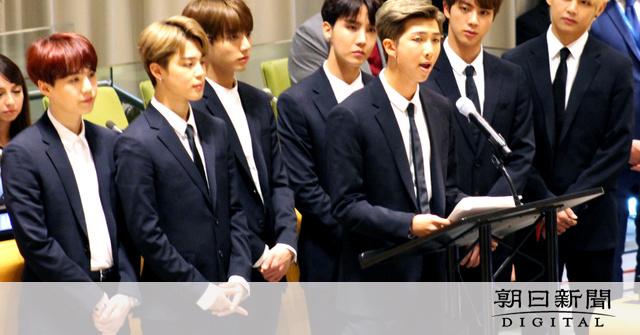 BTS、Mステ出演見送り 原爆描いたTシャツ着て波紋:朝日新聞デジタル