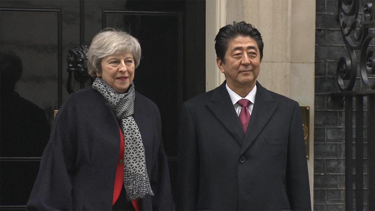 日英首脳会談 関係確認 経済・安保で連携強化 - FNN.jpプライムオンライン