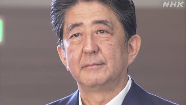 安倍前首相「不起訴不当」検察審査会 「桜を見る会」懇親会で   桜を見る会   NHKニュース