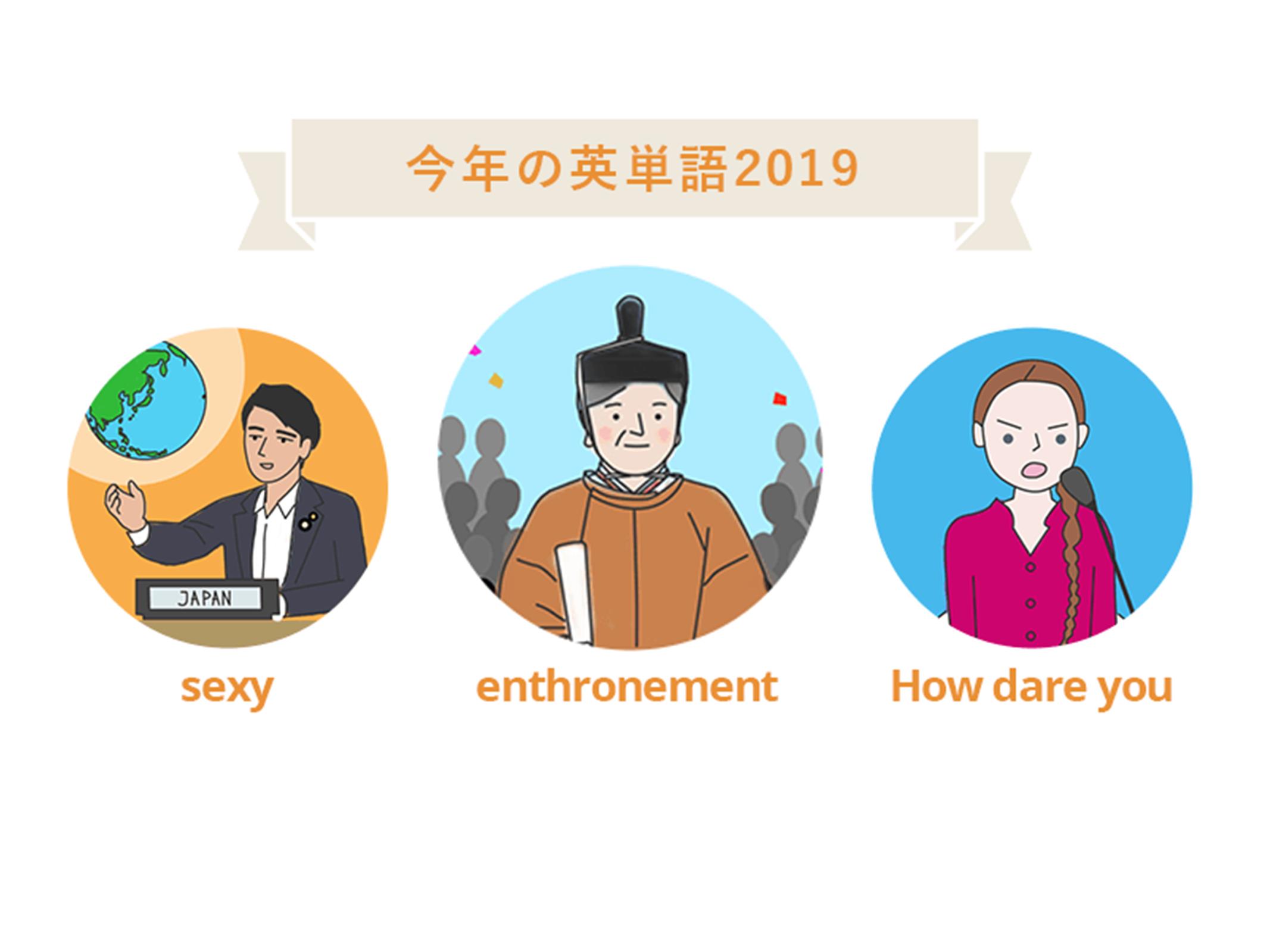 Weblio英和辞典・和英辞典が選出する「今年の英単語」、2019年は「enthronement」に決定! ノミネート語9語もあわせて発表 ウェブリオ株式会社のプレスリリース
