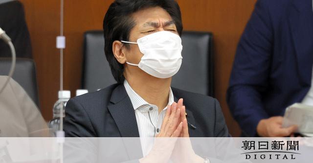 尾身氏見解は「自主研究の発表」田村大臣、非公式の認識 [新型コロナウイルス]:朝日新聞デジタル