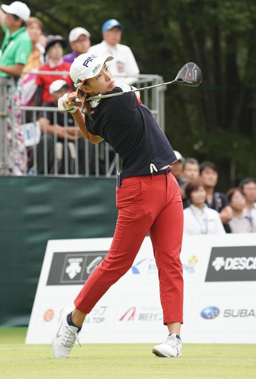 渋野 日向子 日刊 スポーツ