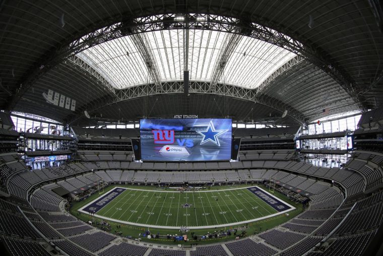 AT&Tスタジアム | NFL JAPAN.COM