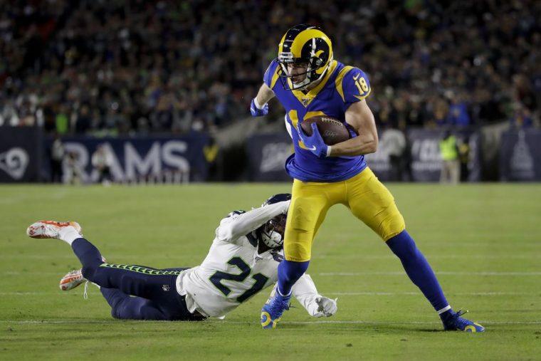 ロサンゼルス・ラムズのクーパー・カップ | NFL JAPAN.COM