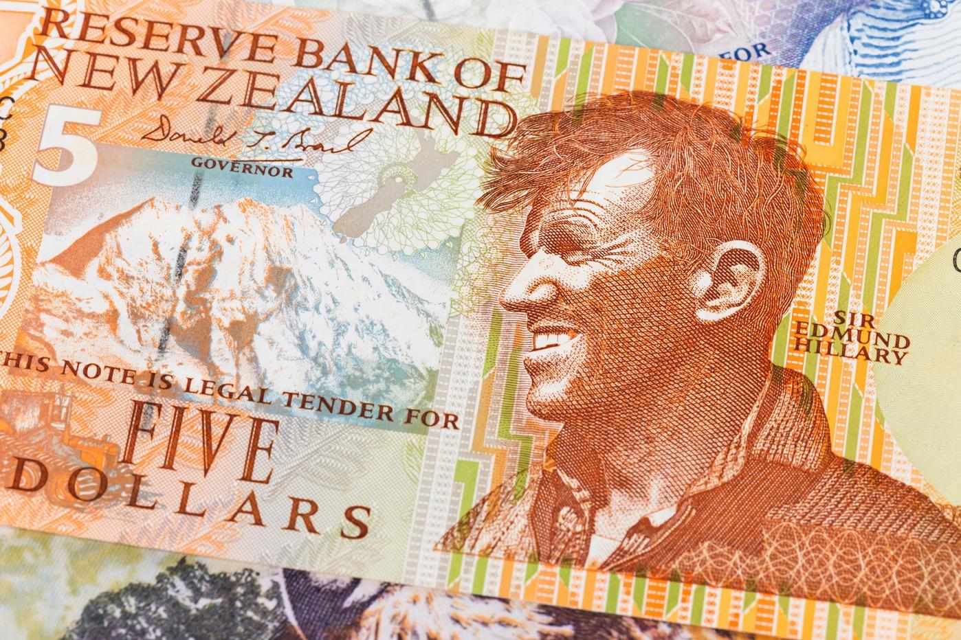 ニュージーランド紙幣に残るエドモンドヒラリーの肖像