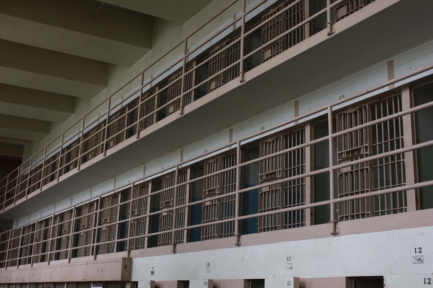 アルカトラズ刑務所