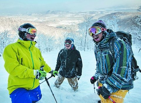 HANAZONO Powder Guides & Niseko Weiss Powder Cats