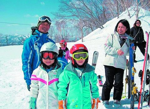 NISEKO ANNUPURI SKI & SNOWBOARD SCHOOL - ANNUPURI SKI AREA