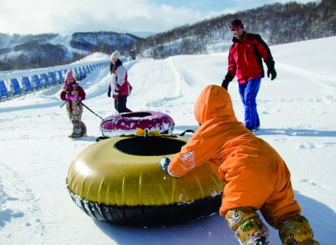 HANAZONO Winter Activities