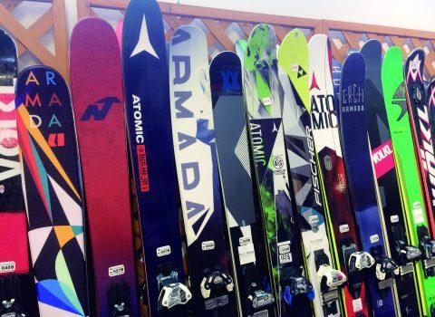 Grand Hirafu Ski & Snowboard Rental