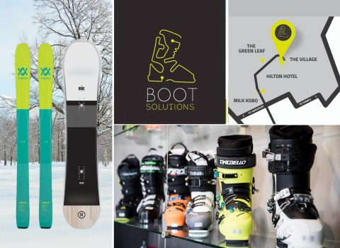 BOOT SOLUTIONS Niseko Village