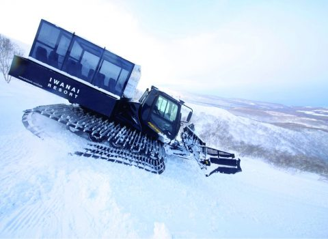 Iwanai Snow CAT tours