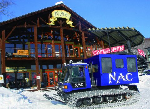 NAC Niseko Adventure Centre