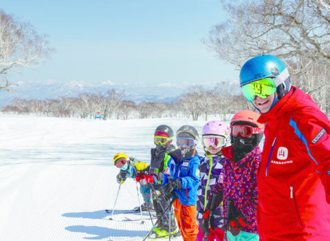 NISS KIDS & Niseko Kids Club Hanazono