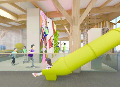 """NISS KIDS & Indoor Kids Adventure Area """"Galaxy of Kidz"""""""