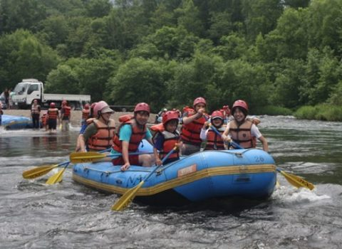 NAC - Family Rafting
