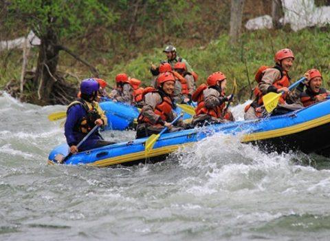 NAC - Spring Rafting