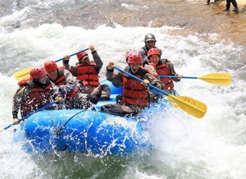 NAC - Summer Rafting