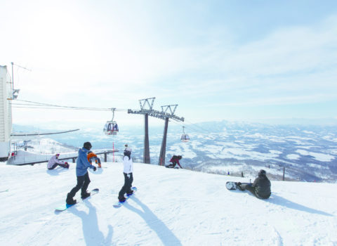 Niseko Annupuri International Ski Area
