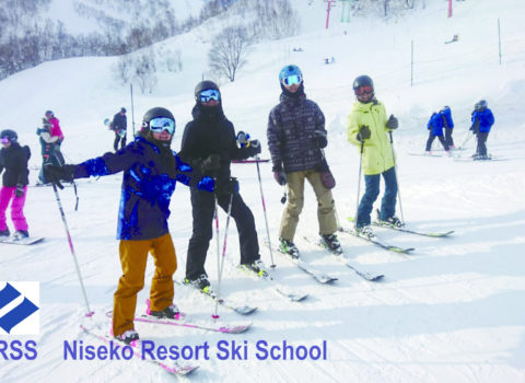 Niseko Resort Ski School
