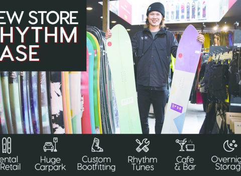 Rhythm Base (New Store!)