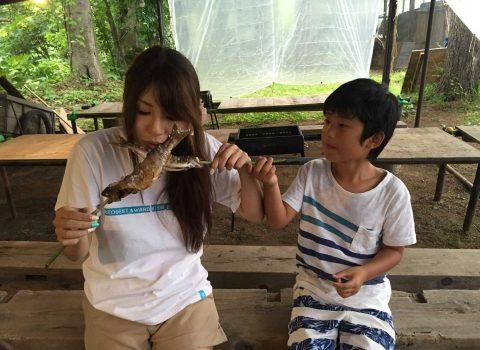 Bouken Kazoku - Fishing