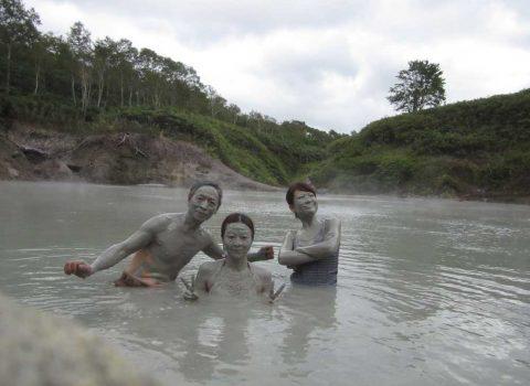 Bouken Kazoku - Mysterious Mud Hot Spring