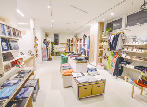 GENTEMSTICK NISEKO SHOWROOM