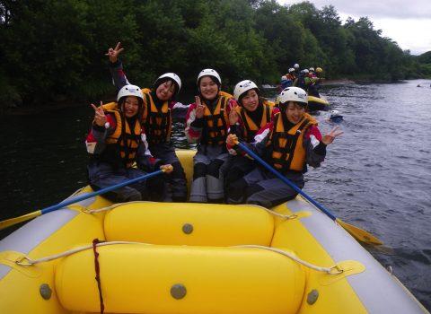 GOOD SPORTS - Rafting
