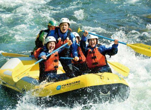 HANAZONO - Rafting