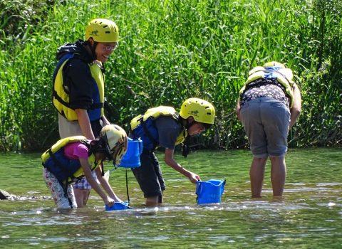 Hokkaido Lion Adventure - Eco Rafting