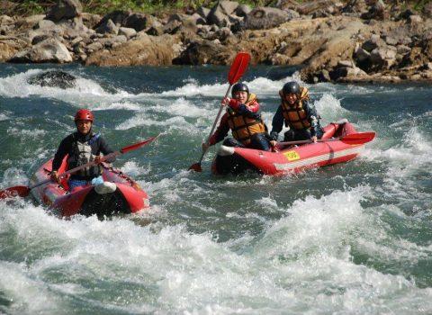 NOASC - Duckying (Inflatable Kayaking)