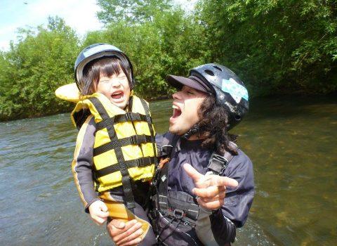 NOASC - Kids Rafting