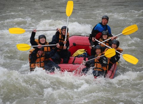 NOASC - Rafting