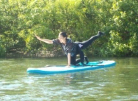 White Isle - River SUP
