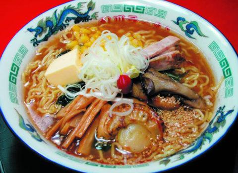Asahikawa Ramen Tozanken
