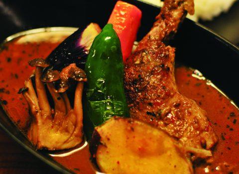 Soup curry & Japanese Dining Tsubara Tsubara