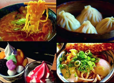 Niseko sushi train & noodle bar (Dec. 2018 OPEN)