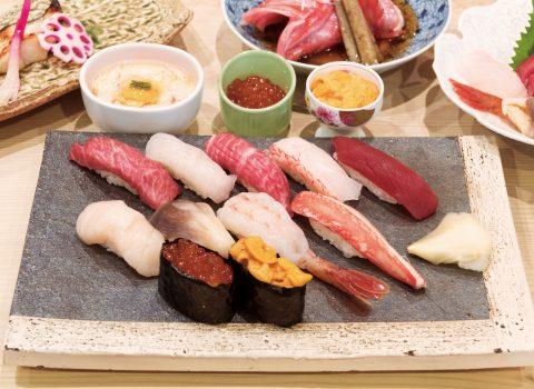 Sushi Wakatake