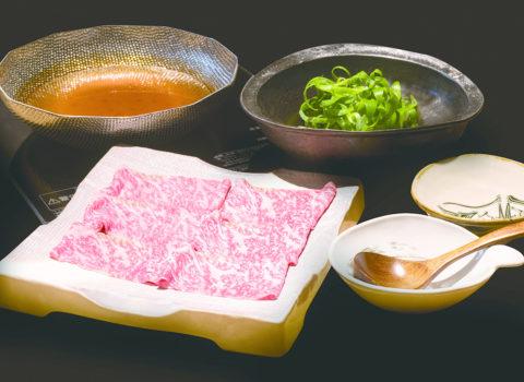 A Wagyu specialty restaurant SHABUI