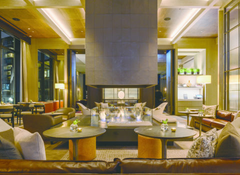 The Lounge & The Bar