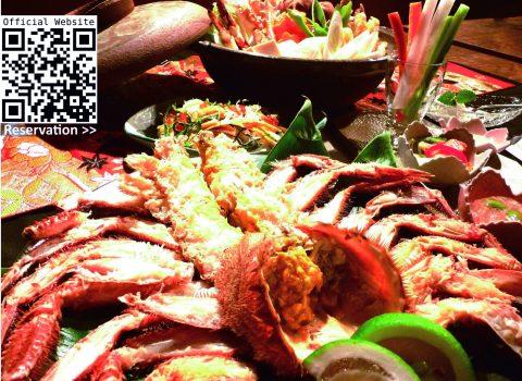 Crab Dining Kanon