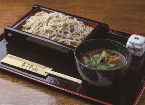 Farmer's Soba Restaurant Yoteizan