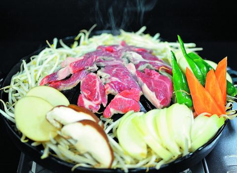 PUKU PUKU TEI - Yakiniku Restaurant