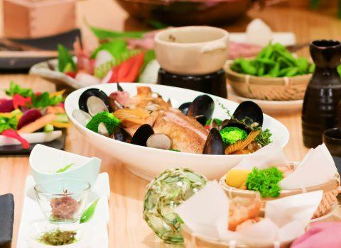 寿都レストラン&鮮魚ショップ 神楽