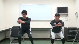 プロ野球の大物ルーキー・佐々木朗希 YouTubeでトレーニングを伝授