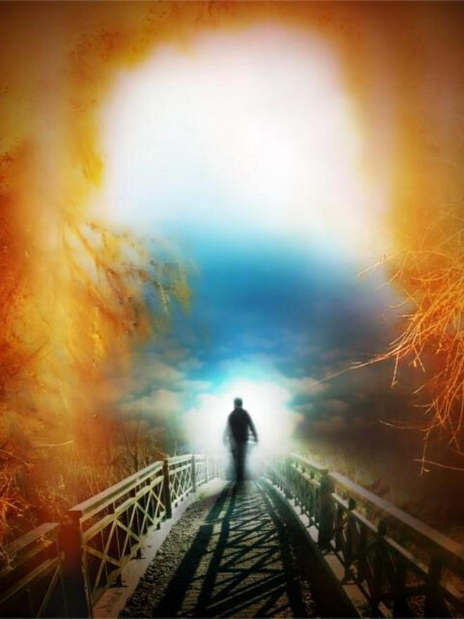 死後の世界に来たので幸せになりたい