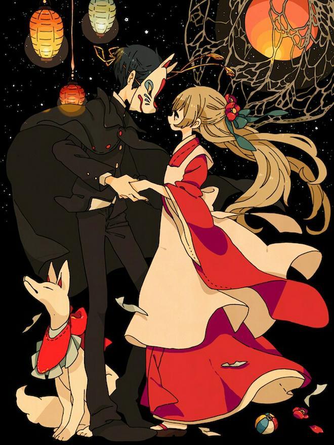 お狐様と少女